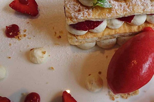 Dessert im Elztal